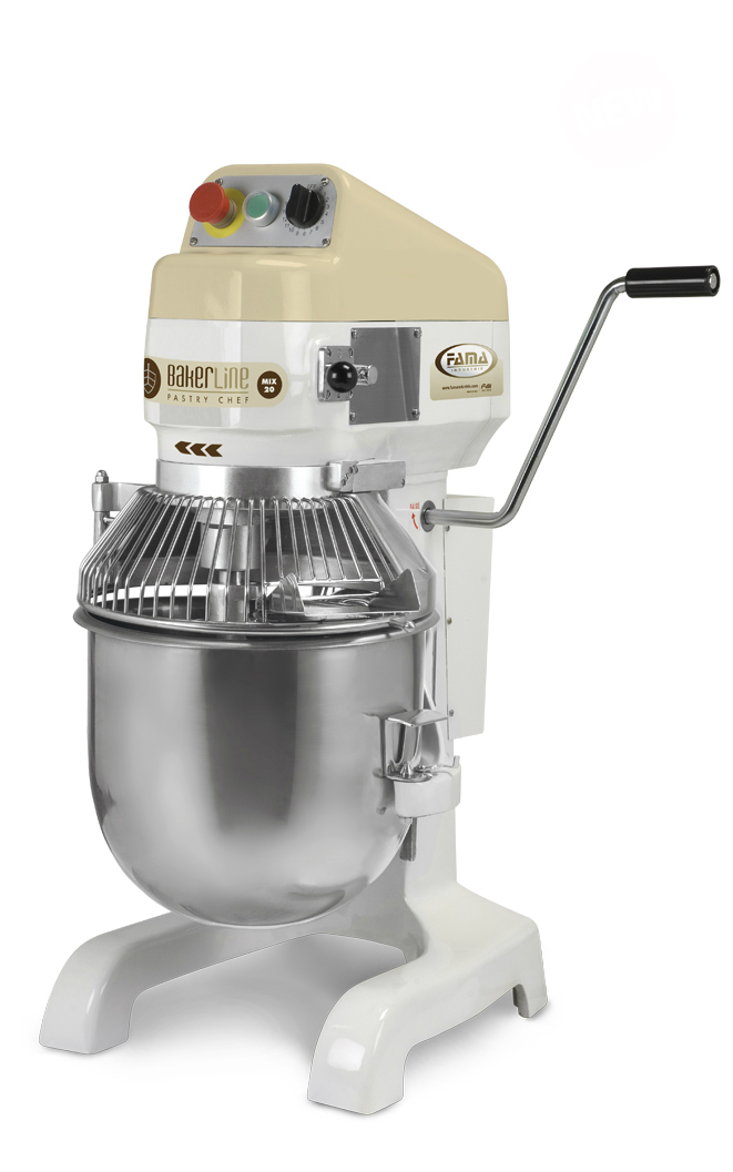 Planetary Mixers Bakerline Series