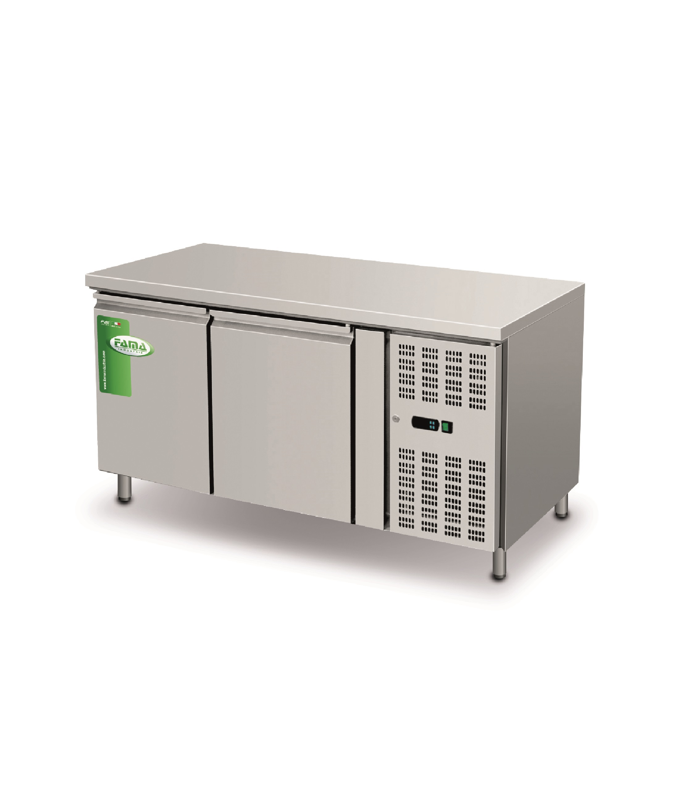 Ventilated Refrigerated Counters